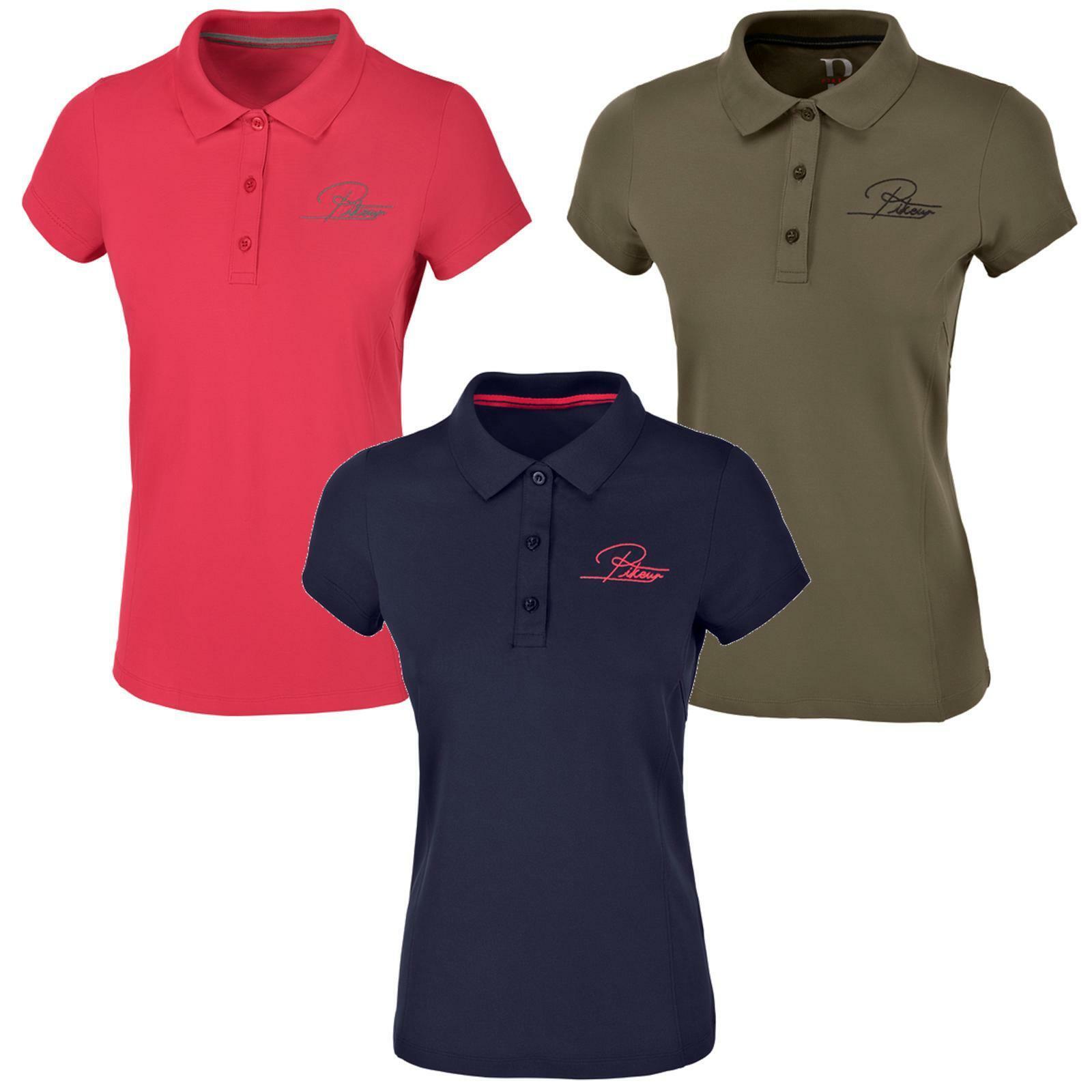 Pikeur Damen Funktions Polo, Damenshirt, T-Shirt   PK_BONNY