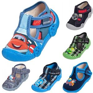 Boys-canvas-shoes-infant-toddler-sandales-casual-baskets-uk-3-4-5-6-7-8-bleu