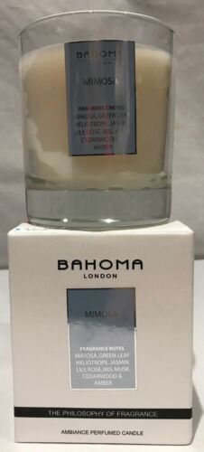 Bahoma London Scented Candle 220g Choice of scent