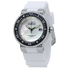Invicta Pro Diver Oyster Mother of Pearl  Dial Ladies Watch 22672