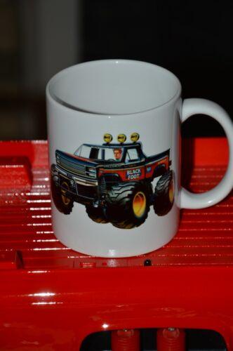 Tamiya Black Foot Coffee Mug