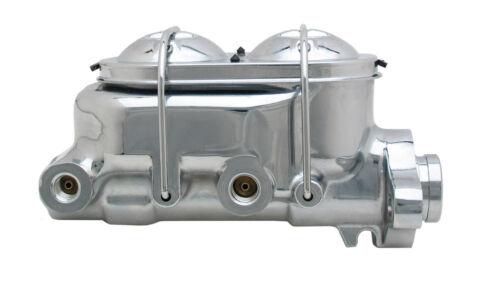 "1955-70 GM Fullsize Chevy Chrome 7/"" Dual Power Brake Booster Conversion Kit"