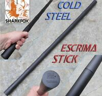Cold Steel Martial Arts Escrima Eskrima Arnis Unbreakable Training Stick Rattan
