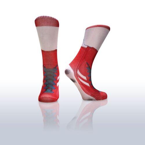 Cheeky Baldrick Socks Novelty Design Polyester Socks Children /& Adult Sizes