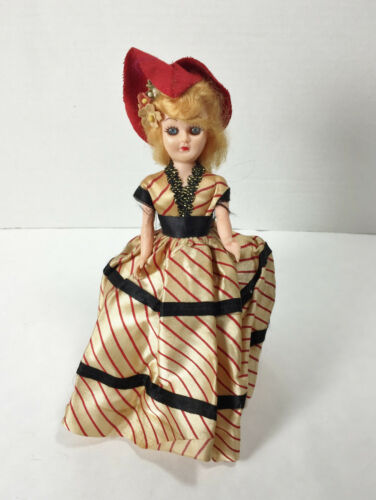 Vintage Arco Atlantic Richfield  Dolls of the World Sleepy Eye Doll France