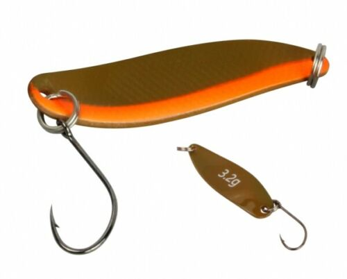 FTM Trout Spoon Forellenblinker Hammer 118 3,2g 5200118 Blinker Forelle Barsch