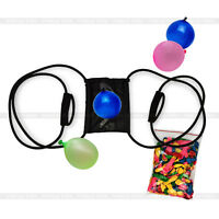 Water Balloon Launcher 3 Person Balloon Slingshot Free Balloons Included