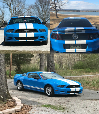 Rally Racing Hood Stripes decals Vinyl graphics fits Ford Dodge Chevy toyota v1