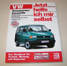 Reparaturanleitung VW Bulli, Bus, Transporter T4 / Caravelle - ab 1996!
