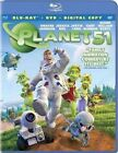Planet 51 0043396321472 With John Cleese Blu-ray Region a