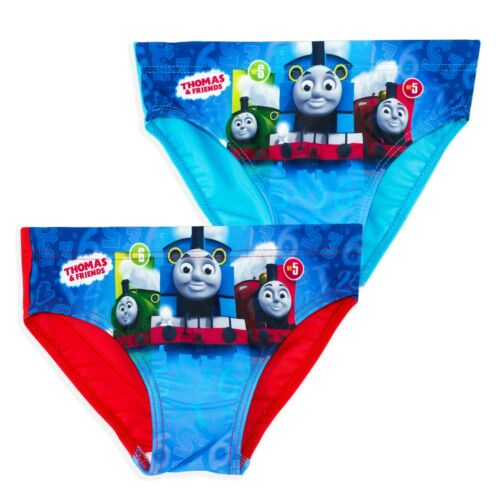 Thomas the Tank Engine boys Swimming Boxers Shorts Briefs Trunks 2-6 years