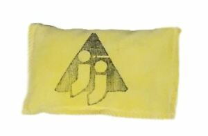 J&J NIC Yellow Powder Bag - Talc for your hand - Pool and Billiards Accessory