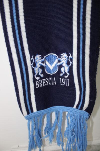 Costruttivo Sciarpa Calcio Scarf Schal Bufanda Echarpe Ultras Brescia 1911