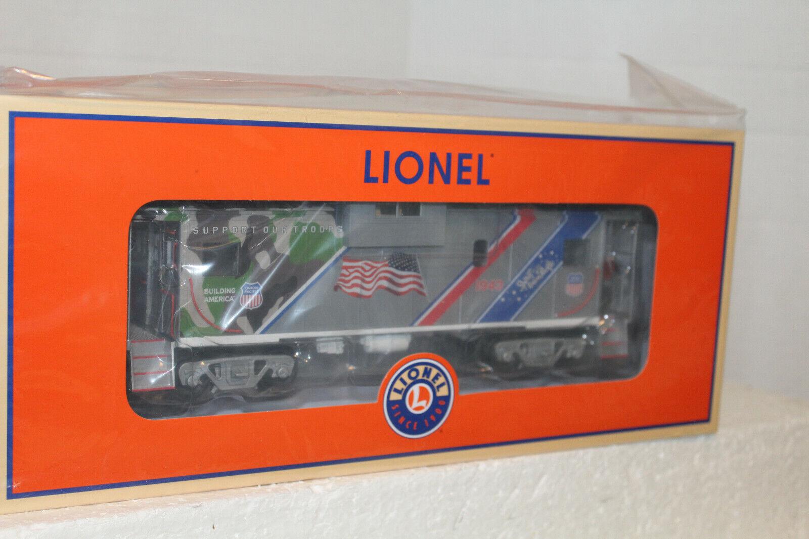 precioso Lionel Lionel Lionel  85316 Unión Pacific Wide Vision Caboose  aquí tiene la última