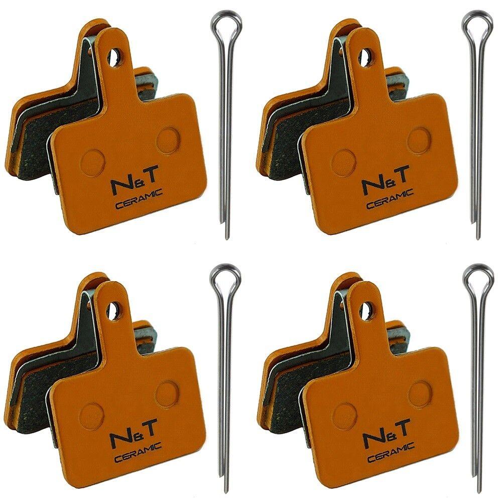 Tektro HD M521 M700 M720 M725 M730 M740 M740 M740 semi Céramique Disque Fritté Patins de frein 7f9c7f