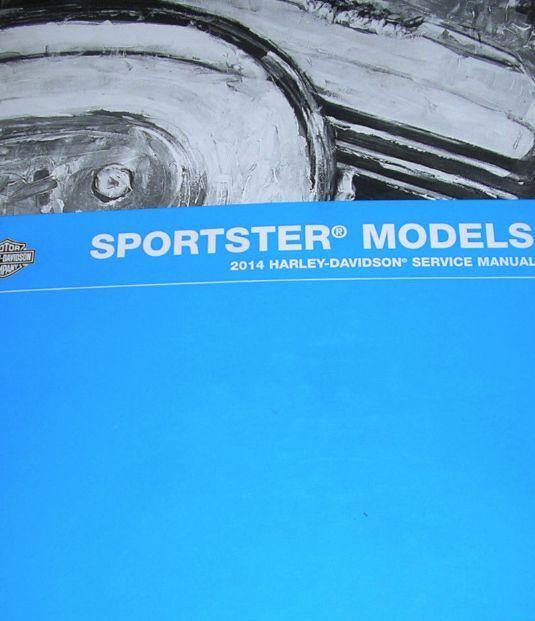 2014 harley davidson sportster models service manual ebay rh ebay com 2012 sportster service manual 2014 sportster 883 service manual