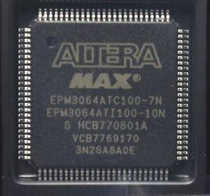EPM3064ATC100-ALTERA-8-PCS-UNUSED-ON-TAPE