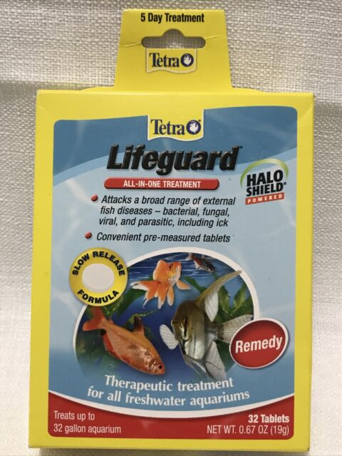 how to use tetra lifeguard all in one treatment