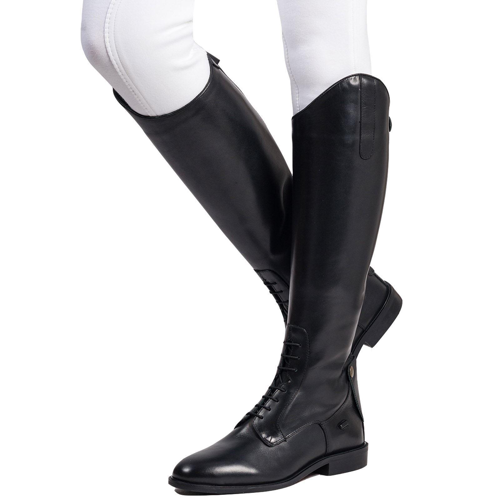 B&A Belmont Stivali-Donna Alti Equitazione Concorso Equestre Camicie Da Campo &