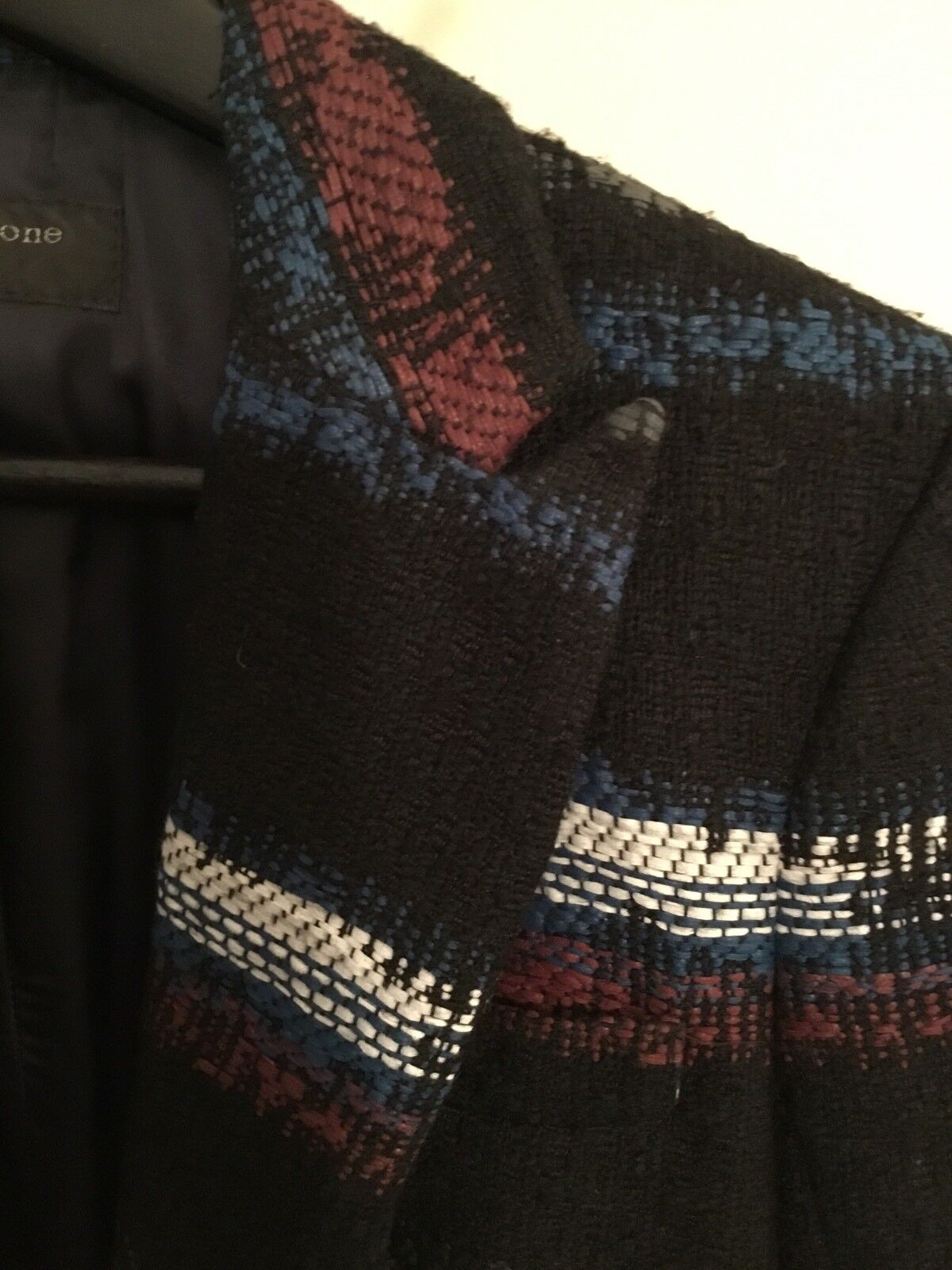 Rag & Bone Multi-Color Short Coat/ Long Blazer, S - image 3