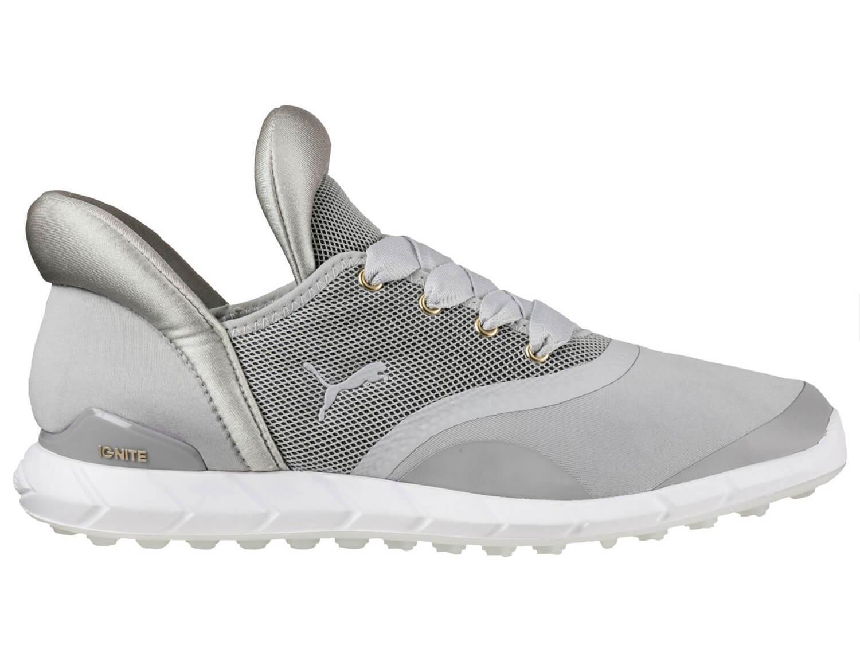 Puma incendiare dichiarazione le grigio scarpe da golf 189894-03 grigio le / tranquillo signore nuova ombra ce3eaf