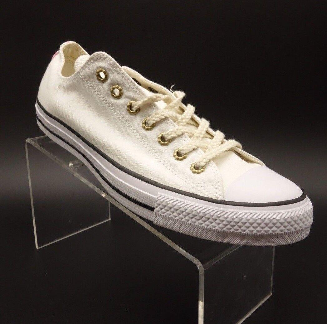 NEW CONVERSE Chuck Taylor All Star Oxford Sneaker Women's 9 White