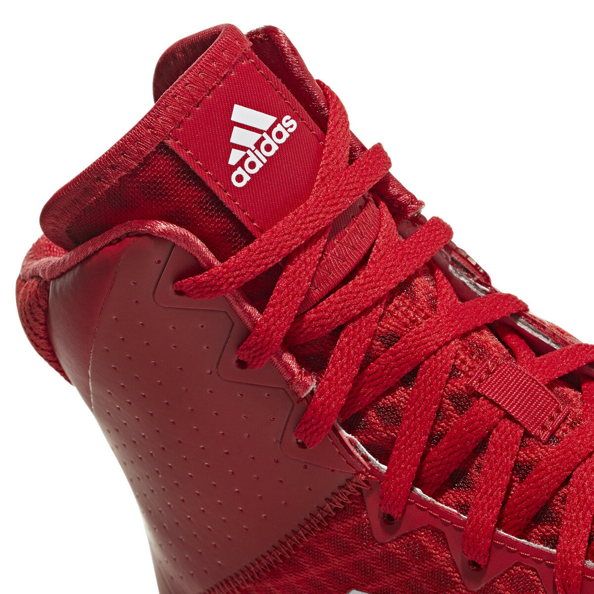 Adidas Mat Wizard 4 Uomo Wrestling Shoes (NEW) AC6972 - Red, White (NEW) Shoes Lists @  129 992edc