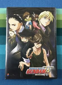Mobile-Suit-Gundam-Wing-Collection-1-DVD-2017-5-Disc-Set