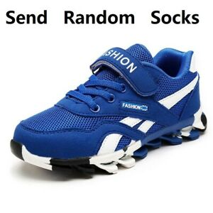 Boys-Casual-Shoes-Sneakers-Leisure-Sports-Big-Kids-Athletic-Size-13-to-6-5-Youth