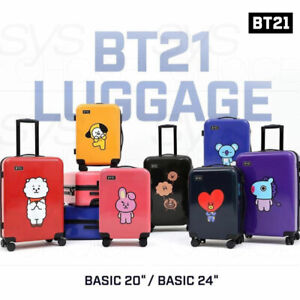 BTS-BT21-Official-Authentic-Goods-Luggage-Basic-Ver-20-or-24inch-Express-Ship