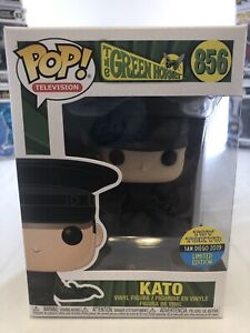 Funko-POP-Kato-The-Green-Hornet-2019-SDCC-Exclusive-856-Toy-Tokyo-Exclusive