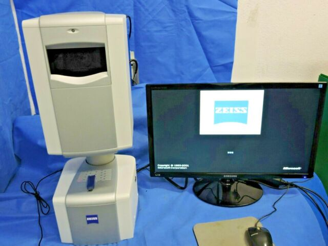 Carl Zeiss Vision RV Terminal Centering System I-terminal - Fully  Operational