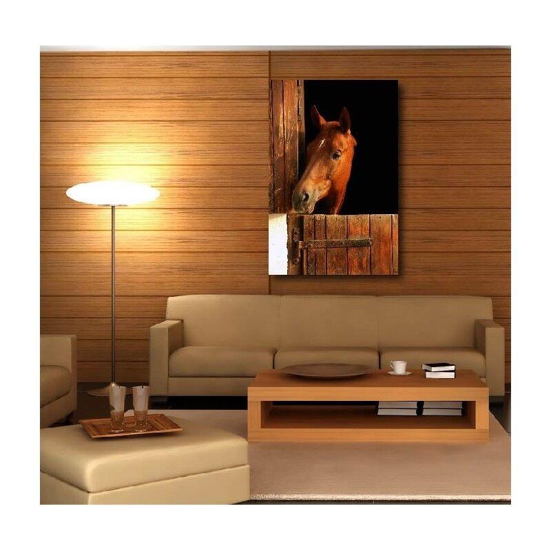 Wandbild Leinwand Deko Pferd 2852890
