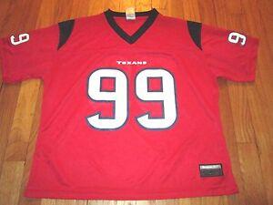 Image is loading WOMEN-039-S-REEBOK-NFL-HOUSTON-TEXANS-J-J-