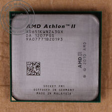 AMD Athlon II X4 651K - 3 GHz (AD651KWNZ43GX) Socket FM1 CPU Processor 4 MB