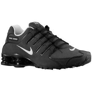 cheap for discount 0e75d 1ba15 La foto se está cargando Nuevo-Para-Hombre-Nike-Shox-Nz-Sl-Zapatillas-
