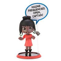 Star Trek Uhura Q-pop Action Figure Toys Trekkies Cute Figures