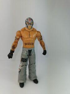 Wwe-Wcw-Wwf-Wrestling-Figure-Rey-Mysterio-Raw-Smackdown-2011-Mattel