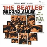 The Beatles' Second Album (the U.s. Album), Capitol Cd 2014