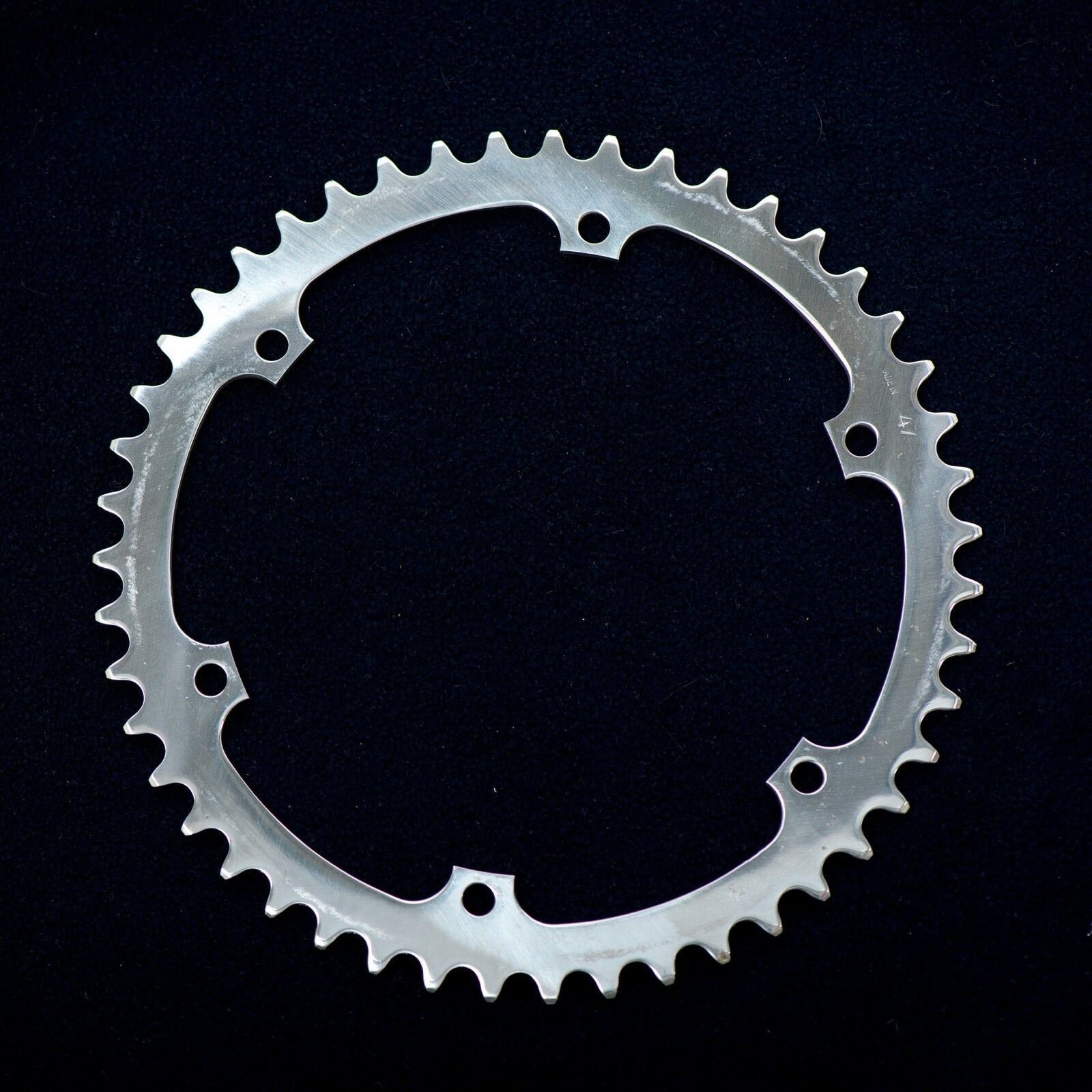 1970s Specialites TA Adapteur Inner Chain Ring 3 32 49T BCD 152