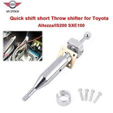 SXE GXE10W CFUSMOTO Quick Shift Short Throw Shifter For TOYOTA ALTEZZA//IS200 SXE100