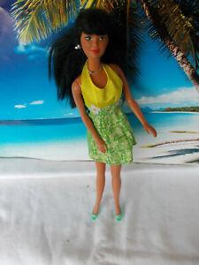 Schwarze Barbiepuppe