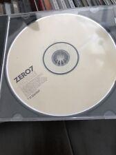 ZERO 7 rare CD Single HOME 4 versions BEN WATT REMIX mint DJ PRO 2003 Stereolab