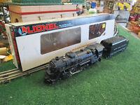 Lionel Modern 6-18606 Nyc 2-6-4 Steam Locomotive And Tender In Original Box
