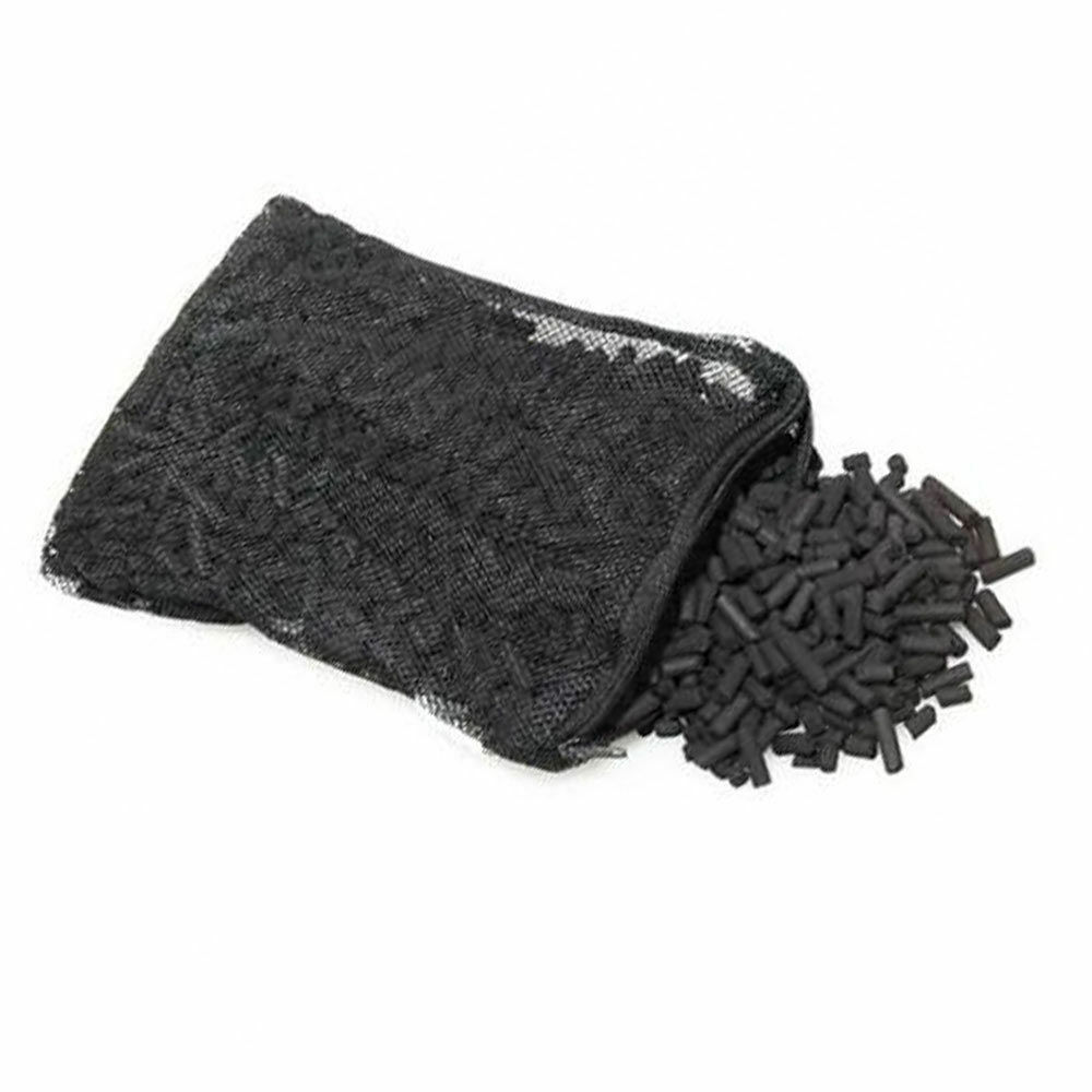 Activated Carbon Pellets 500g and / or 20 x 30cm Zip Filter Net Bags Only