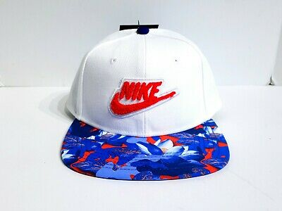 Boys' Accessories Kids' Clothing, Shoes & Accs Humorous Nike Pro Chenille Floral Snapback Cap White Youth One Size Av8056-100 Attractive And Durable