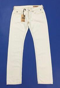 Uniform-jeans-ibanez-nuovo-slim-skinny-fit-W31-tg-45-denim-uomo-chiaro-T2311