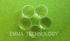5pcs-532nm-6mm-Flat-Convex-Beam-Collimation-Focus-Lens-Green-Laser-Module-Diode