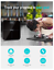 thumbnail 2 - Sinocare Body Weight Scale - High Precision Sensors - Health Analyzer with Smart
