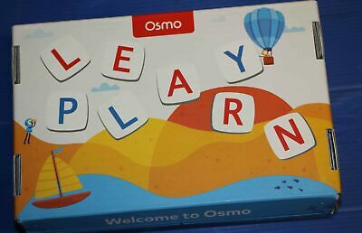 Osmo Play Learn Starter Trial Lot Numbers Shapes Learning Games